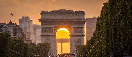 Champs-Elysees Paris To Be Traffic Free