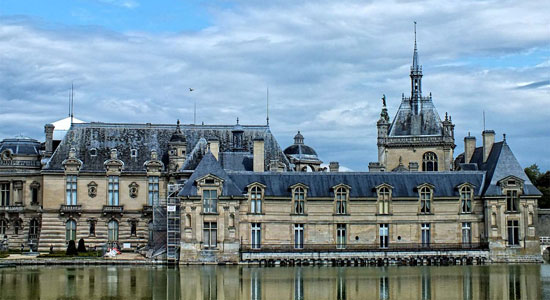 chateau de chantilly picardy the good life france. Black Bedroom Furniture Sets. Home Design Ideas