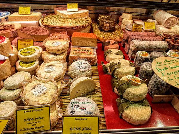 Dijon market one of the best markets in france the good - Cuisine discount dijon ...