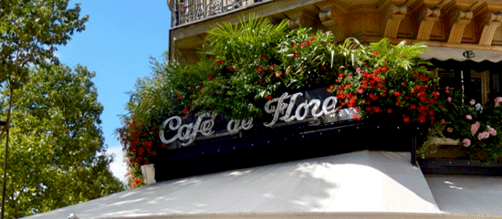 The Legendary Café de Flore Paris