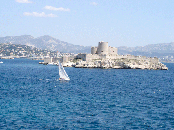 marseille-chateau-d'if