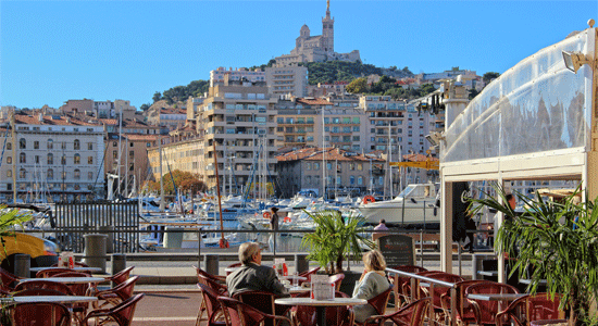 5 must-sees in Marseille from the well-known to the secret…