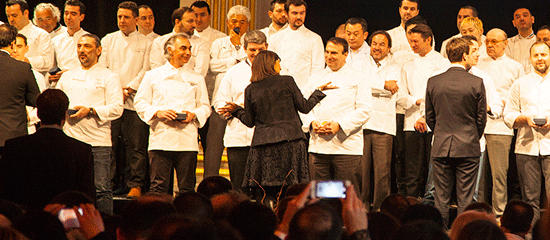 Top Chefs in Paris France