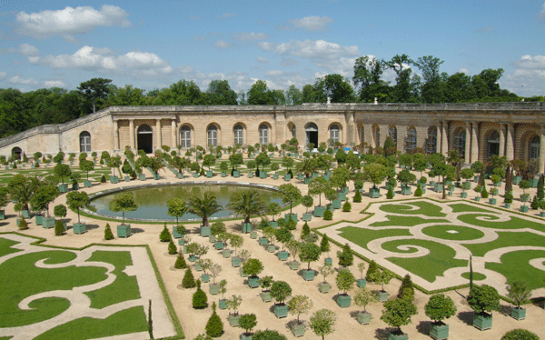 Palace Of Versailles Shows The Good Life France