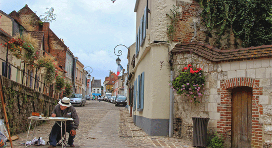 Painters day montreuil sur mer the good life france - Office du tourisme de montreuil sur mer ...