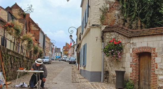 Montreuil-sur-Mer-painters-Day