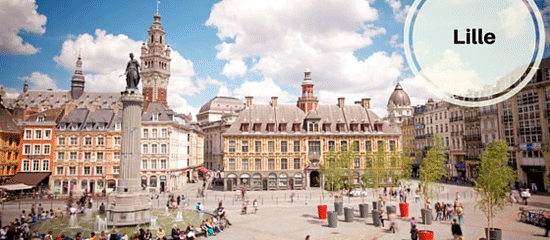 Museums, Monuments and Arts Venues of Lille