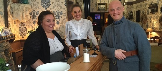 Mademoiselle From Armentieres Café Opens in Armentieres
