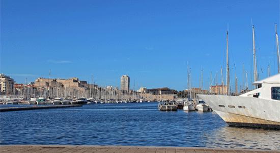 marseille-vieux-port