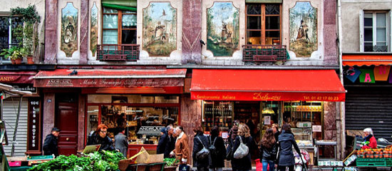 Rue Mouffetard | The Oldest Street in Paris