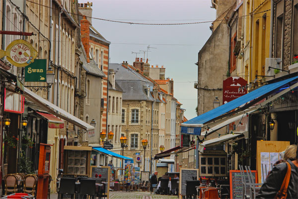 Boulogne-old-town