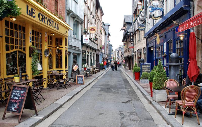 Honfleur-France