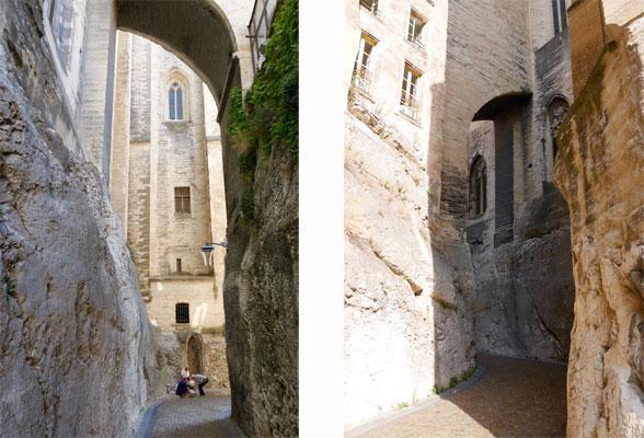 avignon-city-streets