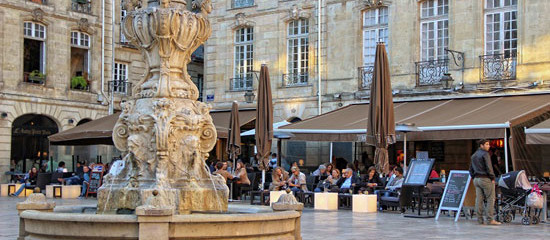 Join a truly tantalising tour of Bordeaux