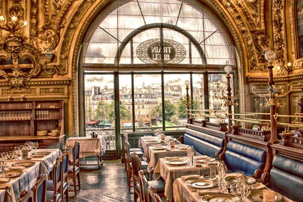 Très Le Train Bleu Paris : The Good Life France EU18