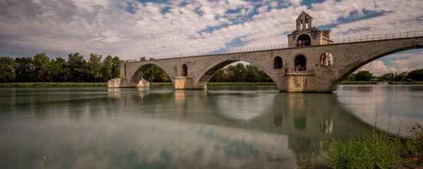 The Pont d'Avignon and that famous song!