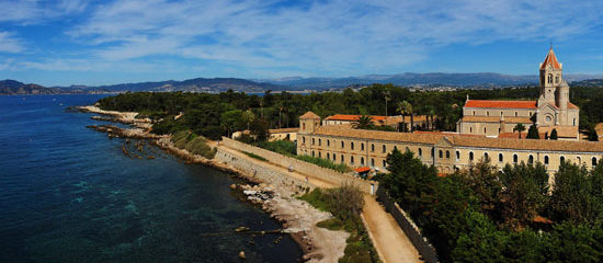 Ile Saint-Honorat Cannes