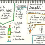 How to drink wine like the French