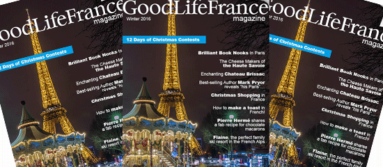 The Good Life France Magazine Winter 2016