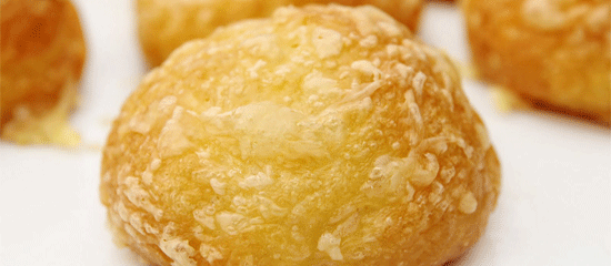 How to make delicious cheesy Gougeres French style