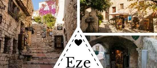 Exquisite Eze in the south of France