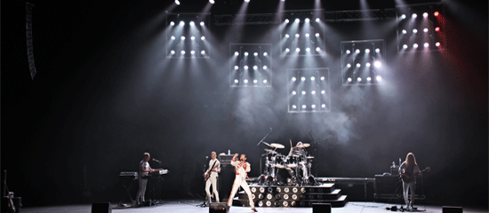 Gary Mullen and The Works One Night of Queen in France