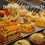 A very bon weekend from France newsletter