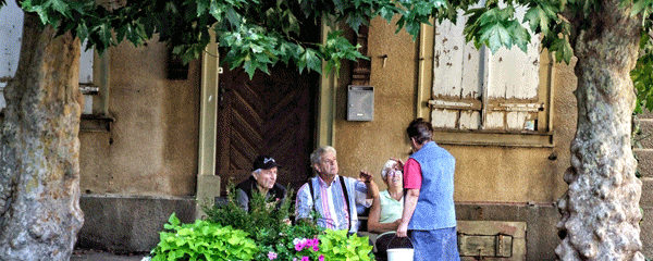 Caring for elderly relatives in france – what support is there for expats
