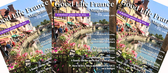 The Good Life France Magazine Spring 2017