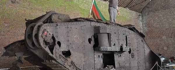 New Tank Museum to open in Cambrai northern France
