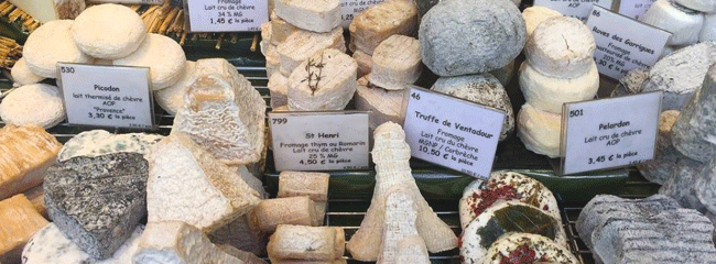 Reasons to Love France No. 2 | French Cheese