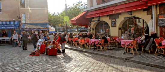 5 Must-sees in Montmartre Paris