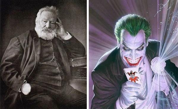 c03308ab759 How Victor Hugo Inspired Batman's foe the Joker : The Good Life France