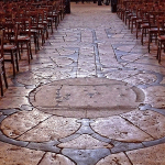 The Cathedral Labyrinths of France