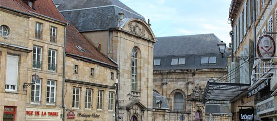 Langres Haute-Marne | The secret part of Champagne