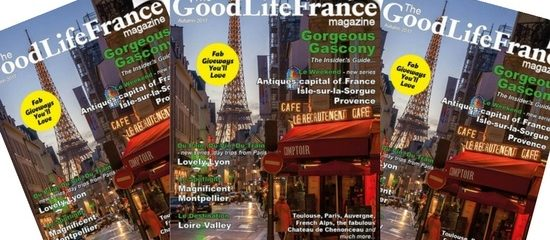 The Good Life France Magazine Autumn 2017