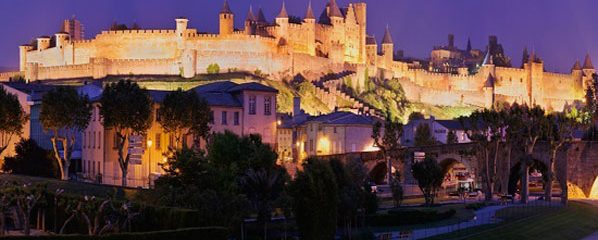 Enjoy a winter visit and Christmas in Carcassonne Languedoc France
