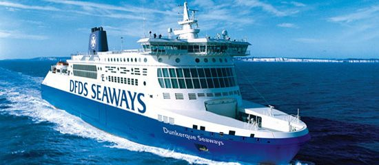 Win return tickets from Dover to Calais or Dunkirk with DFDS