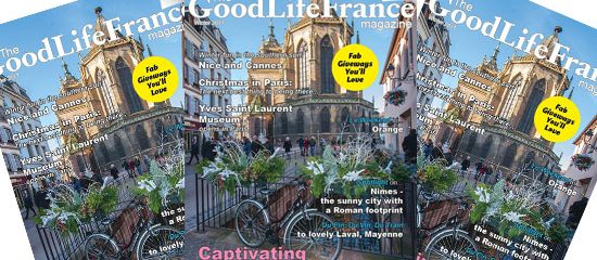 The Good Life France Magazine Winter 2017