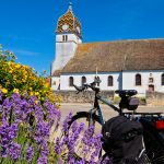 Biking in Burgundy, along the famous EuroVelo 6