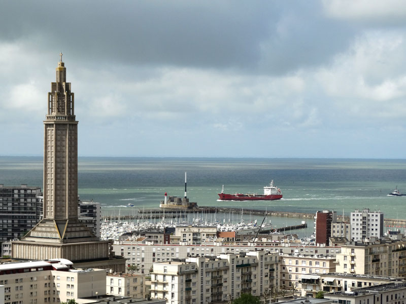 Nice France U2013 Le Havre, The City Rebuilt By Auguste Perret