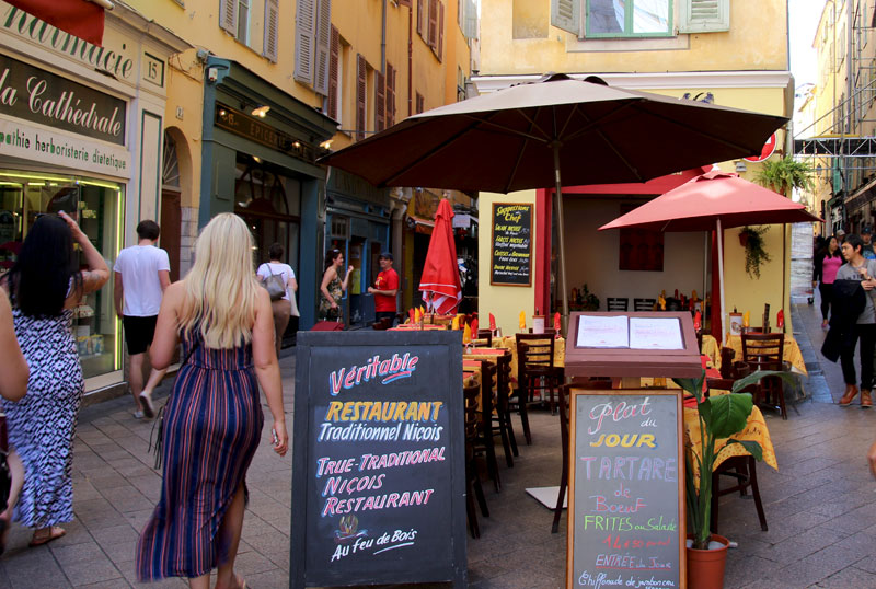 There Are Hundreds Of Restaurants In Nice The Only Challenge