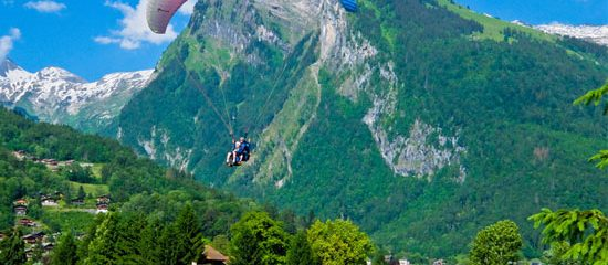 Samoens French Alps the perfect town for adventurers