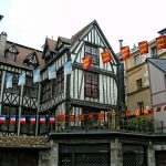 La Couronne | the restaurant in Rouen, Normandy that inspired Julia Child