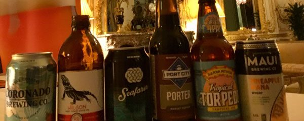 American craft beer finds favour in Paris