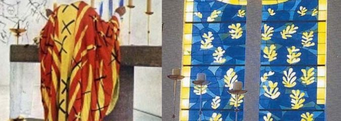 The story of the Matisse Chapel in Vence, south of France