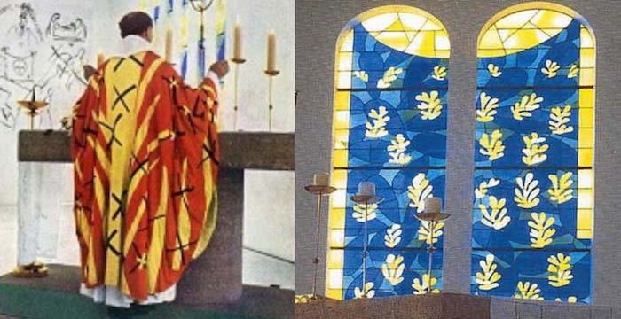 Risultati immagini per vence chiesa matisse