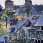 What to do on a day trip to Fougères, Brittany