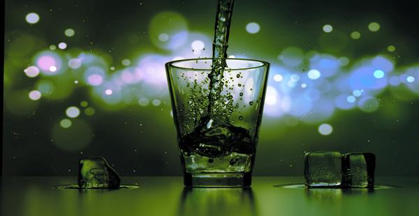 Green liqueur - Chartreuse