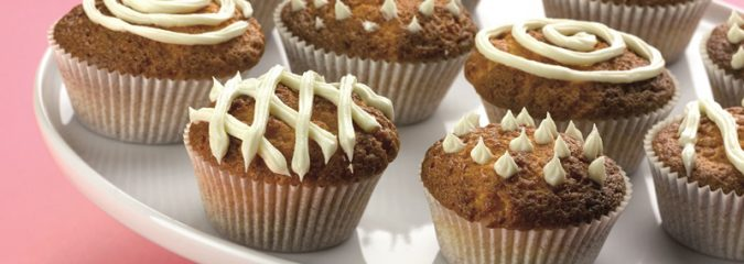 Recipe for French Cupcakes with Calvados